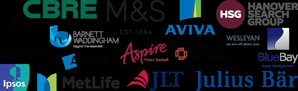 Client Logos 2017