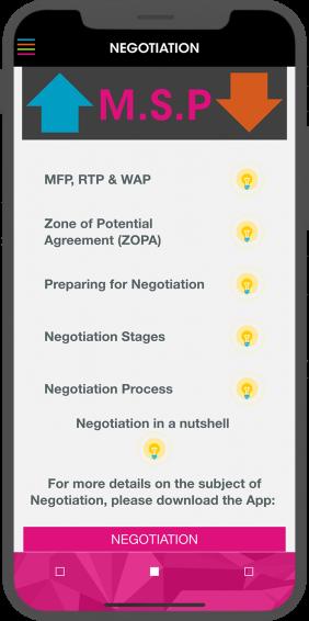 Account Management - Negotiation